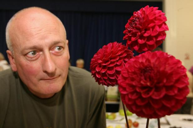 BUCKHURST HILL: Dahlias delight at show despite bad summer