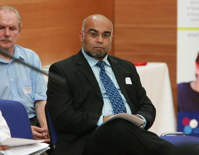 Cllr Afzal Akram has been suspended as Labour's chief whip in Waltham Forest.