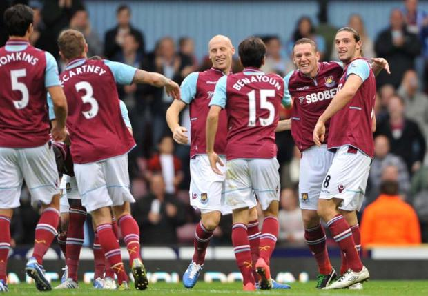 Man in court over 'free kick' at Upton Park