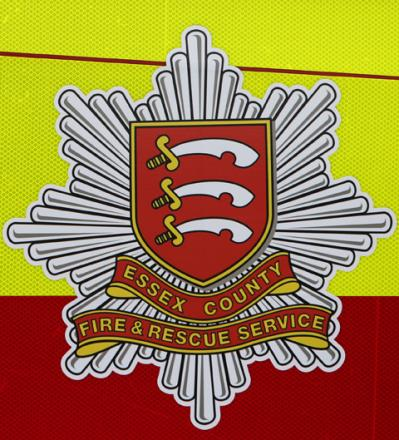 Fire crews called to shed blaze