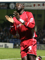 Orient striker Jabo Ibehre faces a further spell on the sidelines
