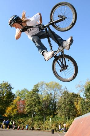 BMX riders will join skateboarders and scooter riders at the events