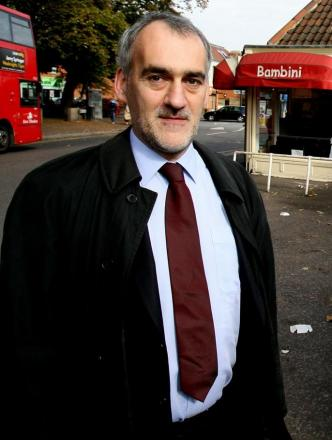Redbridge Council Deputy leader Ian Bond expects council tax to be frozen this year but worries for the future.