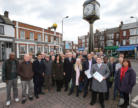 Residents and businesses are happy proposals for new Controlled Parking Zones (CPZ) have been rejected in Highams Park