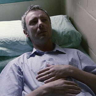 John Simm plays a prison inmate in Everyday
