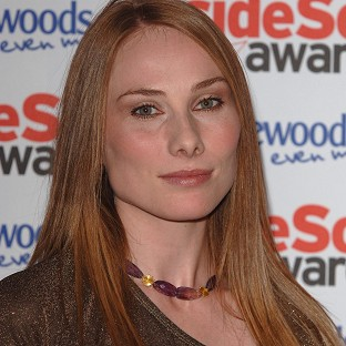 Holby City star Rosie Marcel has told how her new man has brought joy back to her life