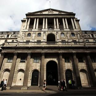 East London and West Essex Guardian Series: The Bank of England's quarterly inflation report is expected to show a slight contraction in 2012