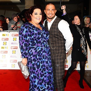Robin Windsor is thought to have come down with norovirus