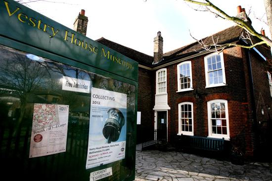 Vestry House Museum