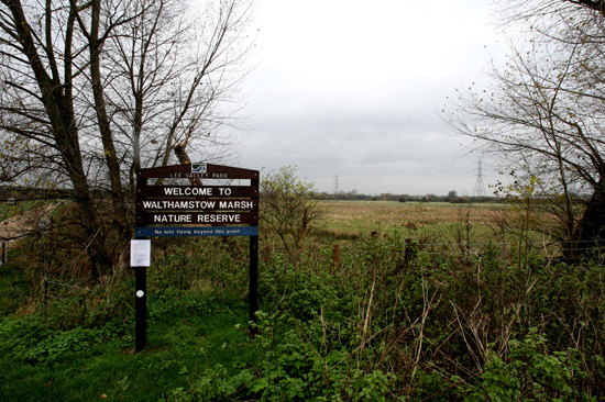 Walthamstow Marshes Nature Reserve