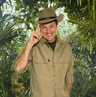 Brian Conley left the I'm A Celebrity jungle for medical reasons