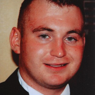 Constable Ronan Kerr was killed in an under-car bomb attack by dissident republicans at his home in Omagh