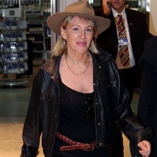 East London and West Essex Guardian Series: Nadine Dorries was back in Britain after her jungle adventure