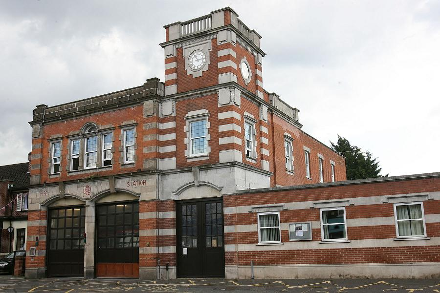 Leytonstone Fire Station