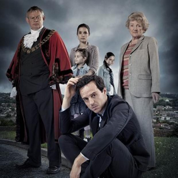 East London and West Essex Guardian Series: Andrew Scott said TV doesn't have to be formulaic