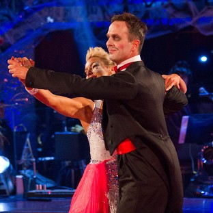 Michael Vaughan has been voted out of Strictly Come Dancing