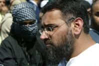 CONTROVERSIAL: Anjem Choudary speaking at a demonstration in Forest Gate recently (K6W5229)