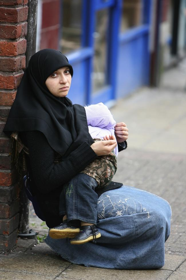 Beggars on our streets | East London and West Essex Guardian Series