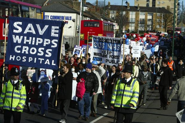 Campaigners 'not surprised' at hospital cutbacks