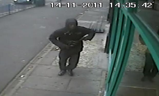 Temidire Owolabi was captured drawing his gun and shooting James Bryant on CCTV