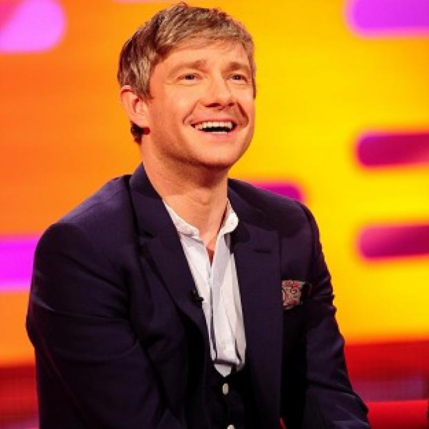 East London and West Essex Guardian Series: Martin Freeman is happy to work on TV, film and in the theatre, provided the roles are good