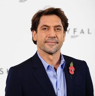 Javier Bardem has been nominated for a Bafta after playing the villain in the latest James Bond film