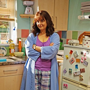 Ruth Jones was worried her Sky1