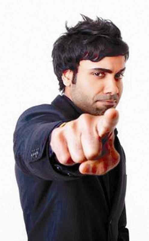 Paul Chowdhry doesn't pull any punches when he talks to Amie Mulderrig about his gig