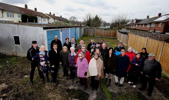 Opposition to family homes plan grows