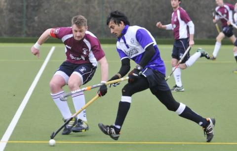 Old Loughtonians advanced to the England Hockey Cup semi-finals