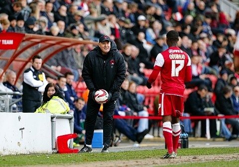 Russell Slade's side have shown a great team spirit this season: Simon O'Connor