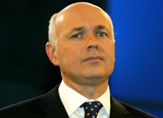 Iain Duncan Smith said he was pleased with the decision to reject the late license application