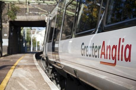 The service is suspended between Chingford and Liverpool Street