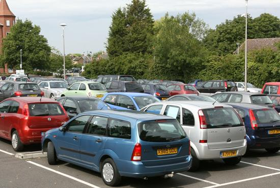 Parking charges set to rise