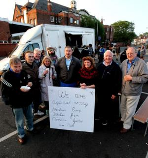 'Soup kitchen must move', says Waltham Forest Council after judicial review sought.