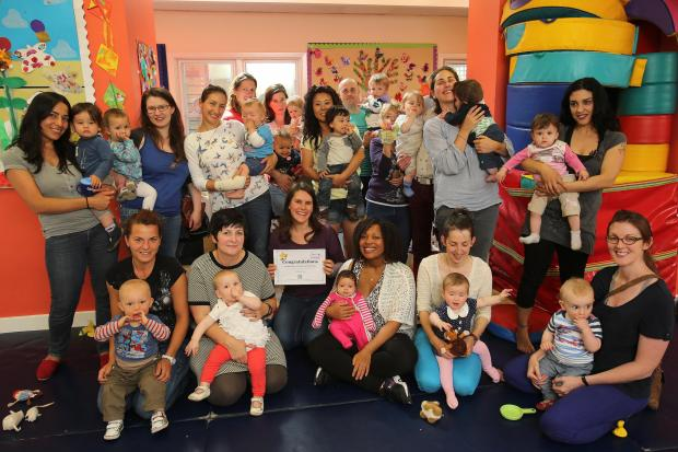 Walthamstow Toy library and Play Centre has been chosen by Netmums as one of their favorite Toddler Groups in Waltham Forest.