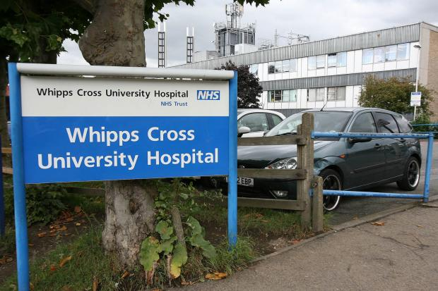 East London and West Essex Guardian Series: Whipps care was excellent