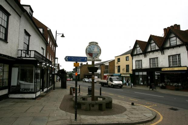 High Street in Ongar will be closed in October and November for resurfacing work