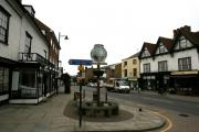 The raid took place in High Street, Ongar in April.