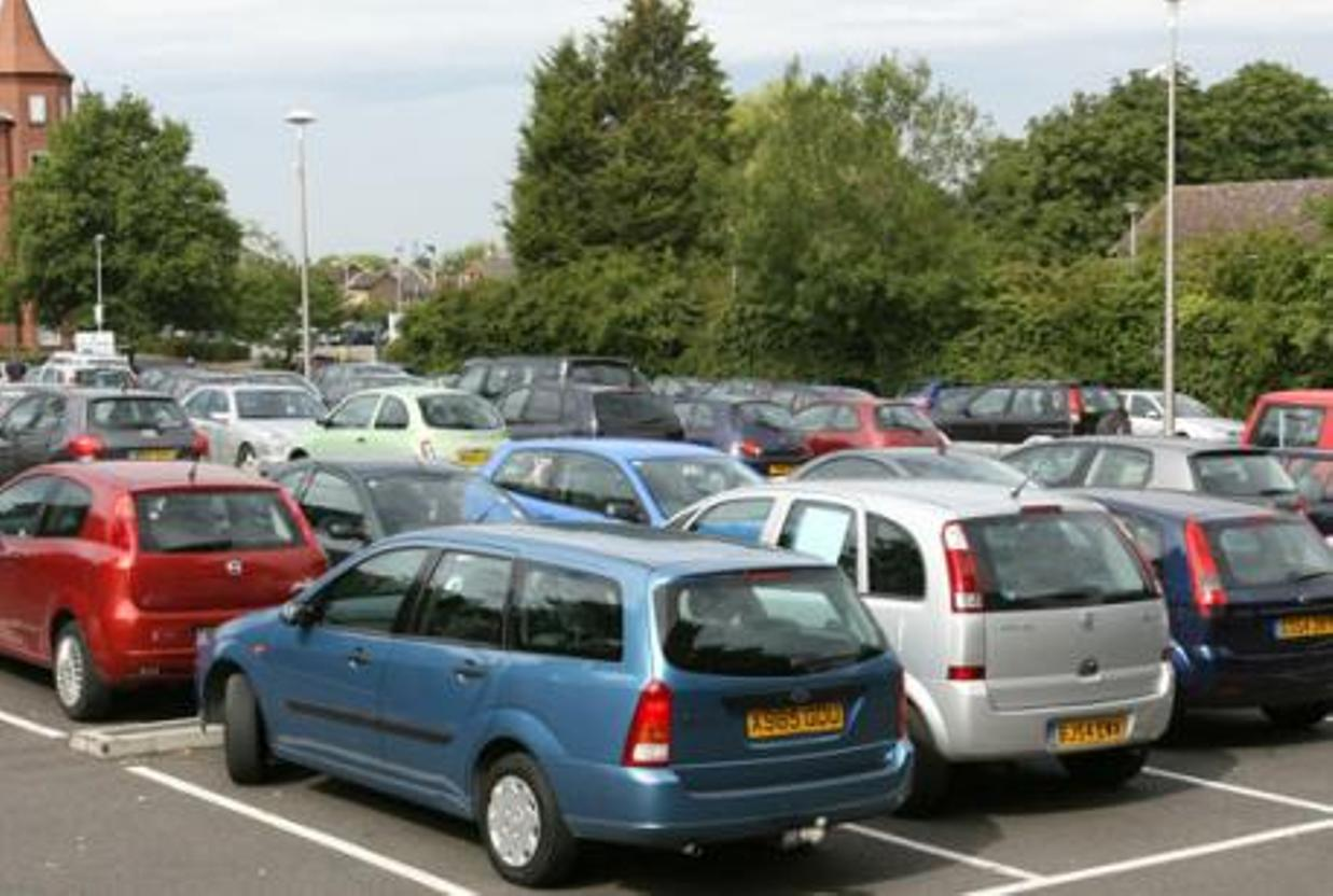 Cottis Lane car park will see smaller increases