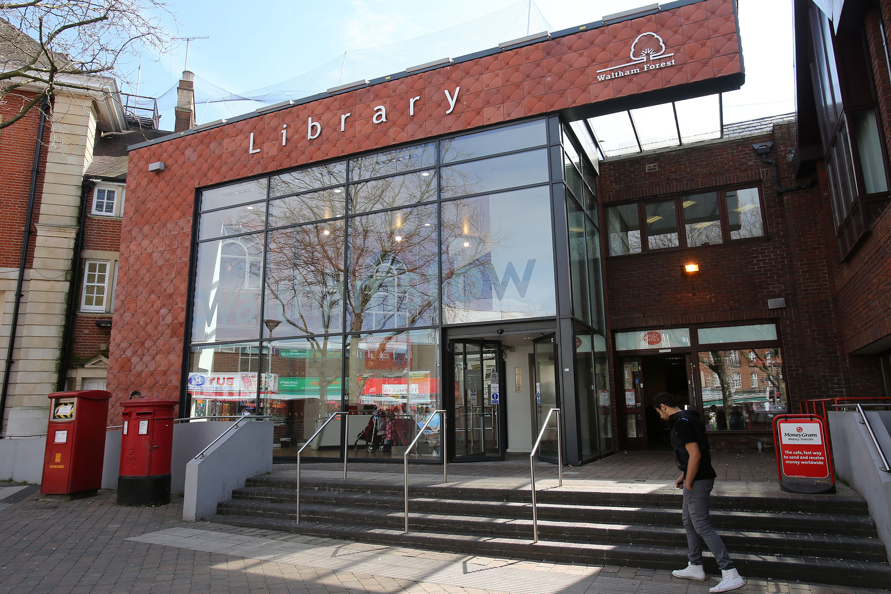 Walthamstow Library will host the new E17 group for writers and publishers