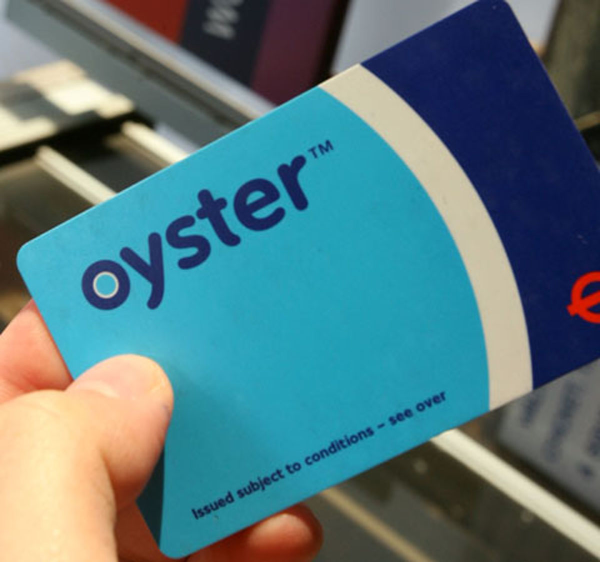 Oyster users will continue to be overcharged