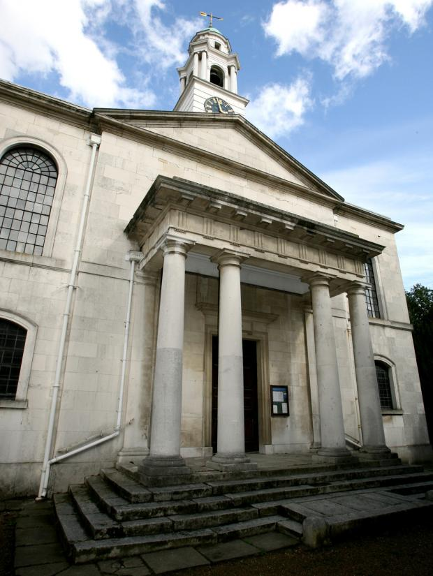 East London and West Essex Guardian Series: St Mary's church in Wanstead