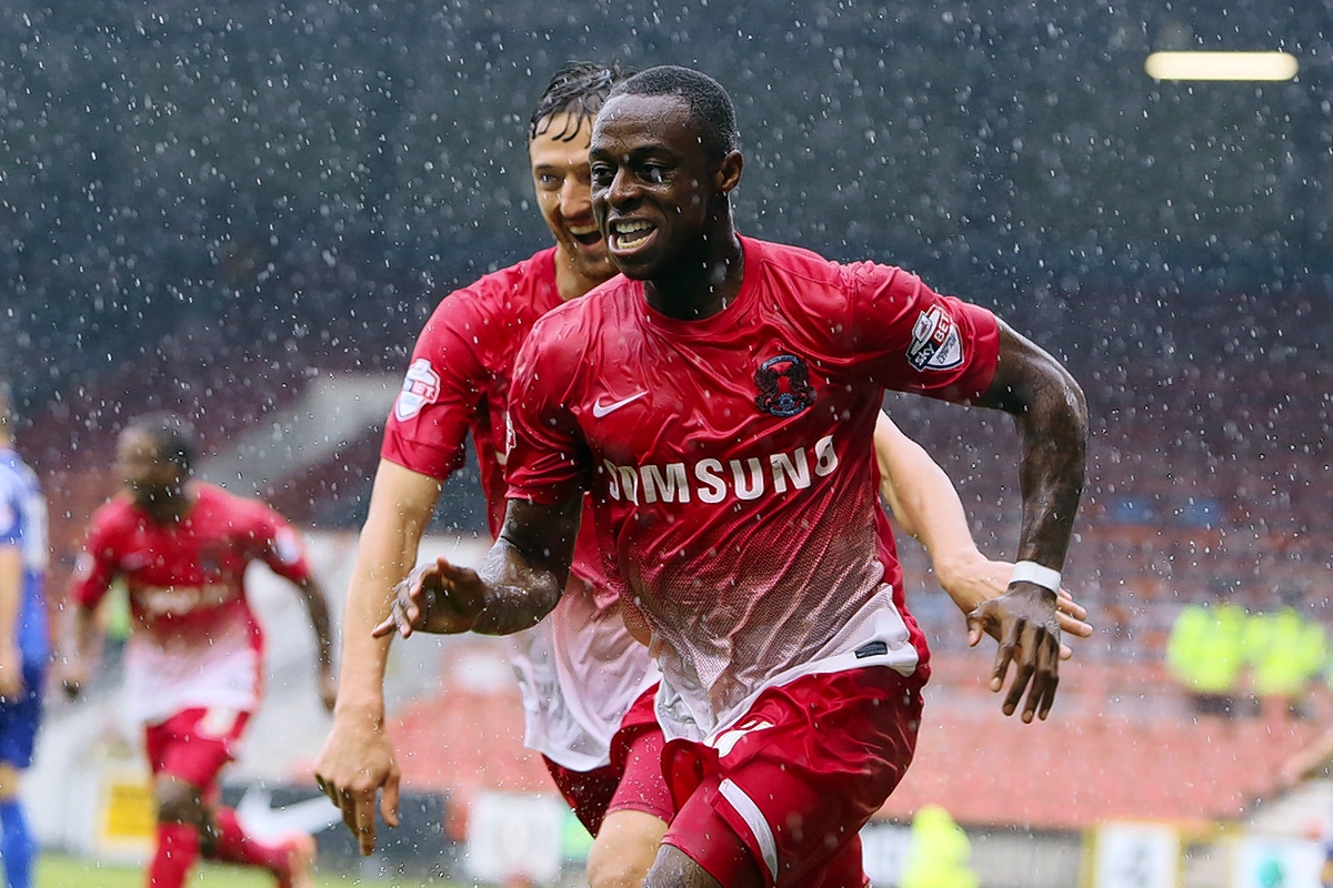Moses Odubajo fired Orient into an early lead: Simon O'Connor