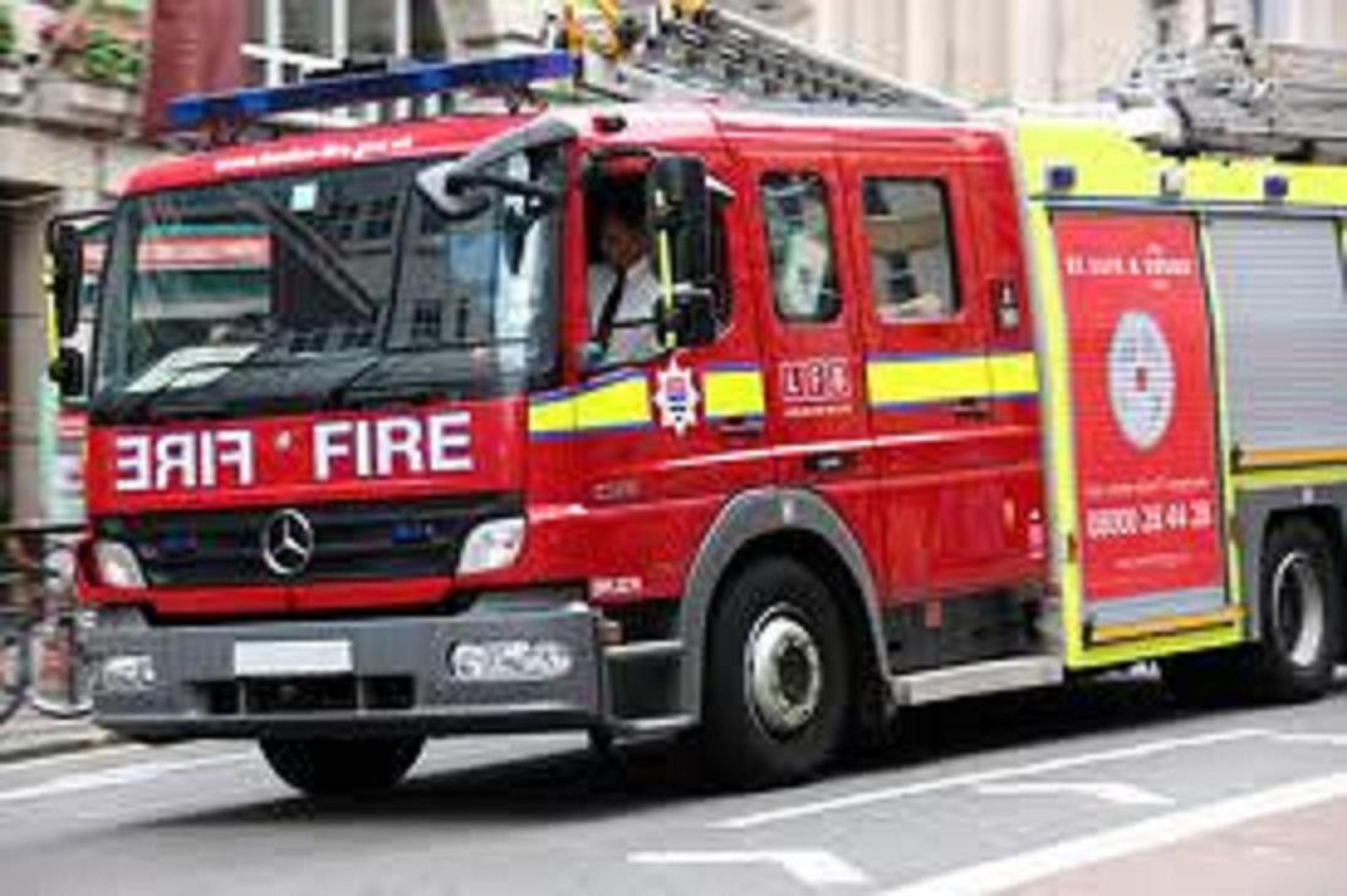 Waltham Forest pulls out of fire cuts review