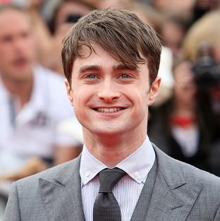 Daniel Radcliffe didn't strip off for his latest TV role