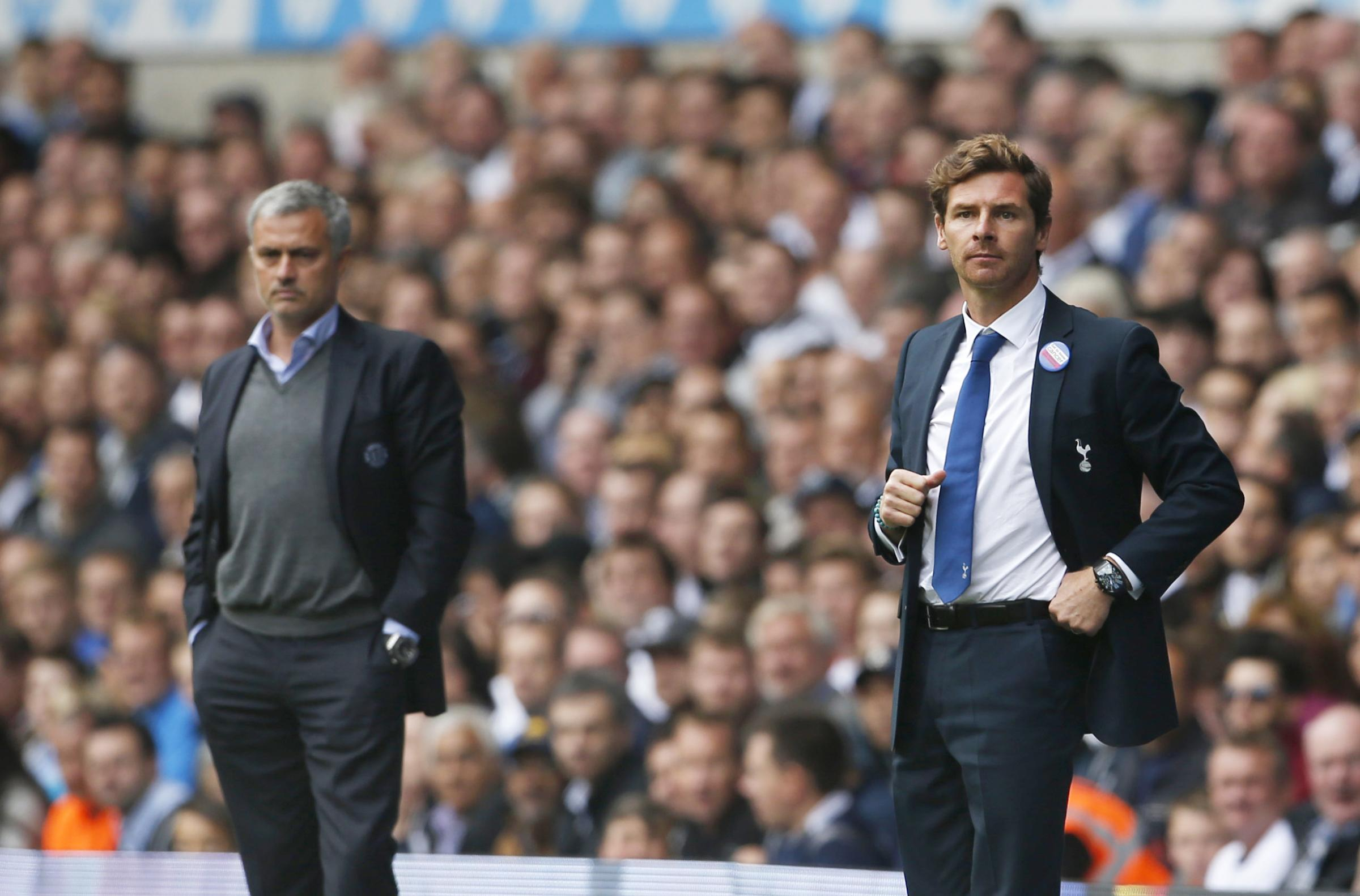 Tottenham Hotspur manager Andre Villas-Boas: 'Chelsea happiest with draw' | East London and West Essex Guardian Series