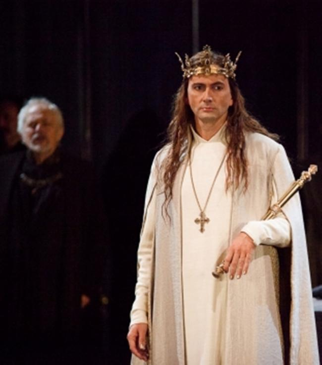 Review: David Tennant in Richard II