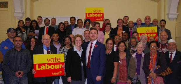 Cllr Wes Streeting has been chosen as the new PPC for Ilford North
