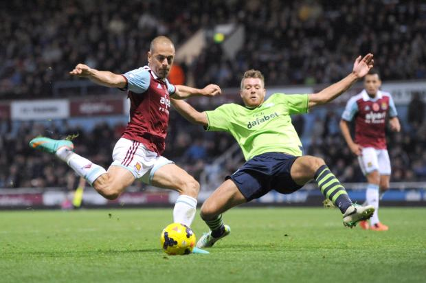 Joe Cole has struggled to feature regularly for the Hammers: Action Images